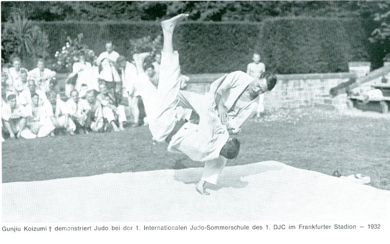 1. Internationalen Sommerschule des DJC 1938